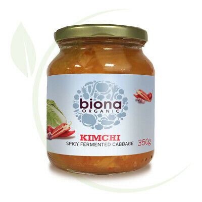 Biona Kimchi - Spicy Fermented Cabbage