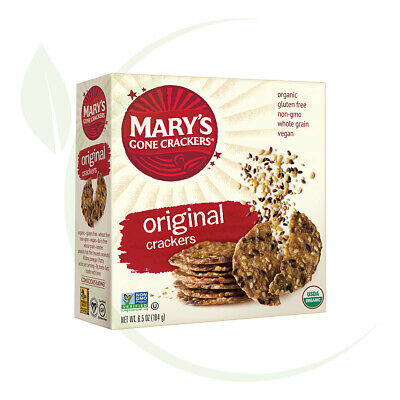 Mary's Original Crackers 184gm