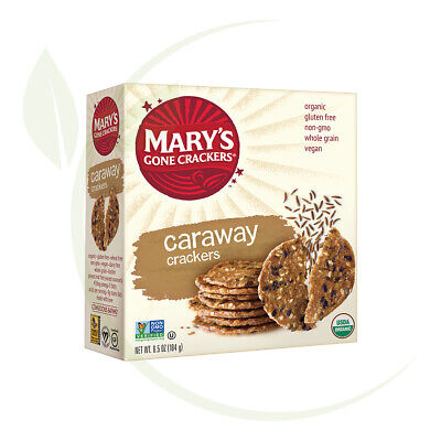 Mary's Caraway Crackers 184gm