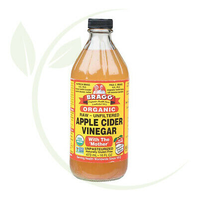 Bragg Raw Apple Cider Vinegar 473ml