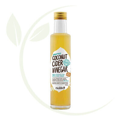 Niulife Coconut Vinegar - 250ml