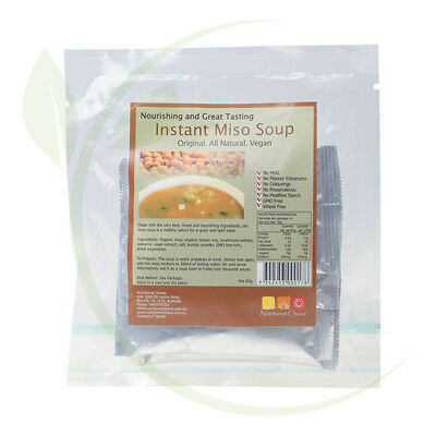 Nutritionist Choice Instant Miso Soup - 4x20g