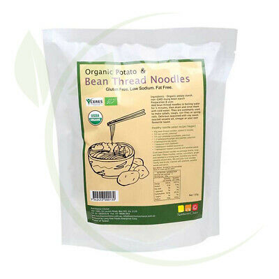 Nutritionist Choice Bean Thread Noodles With Organic Potato 135g