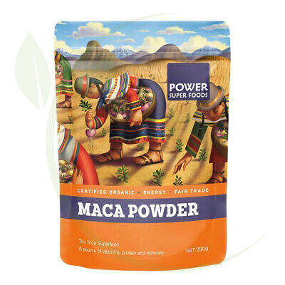 Power Super Foods Organic Maca Power Powder 250g