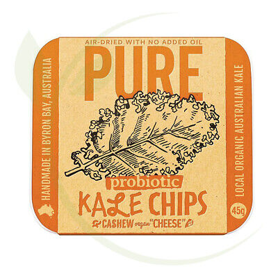 Extraordinary Foods Kale Chips Cashew Cheese 45g