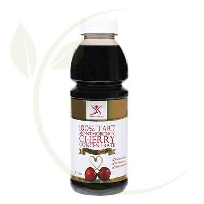 Dr Superfoods Tart Cherry Concentrate 473ml