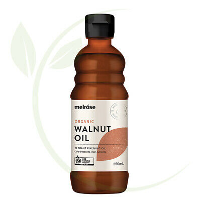Melrose Organic Walnut Oil 250ml