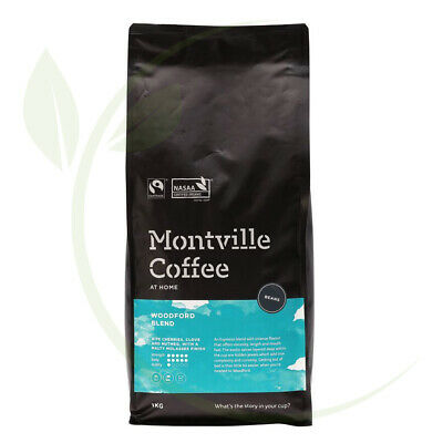 Montville Coffee Woodford Beans - 1kg