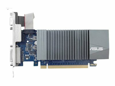 NEW! Asus GT710-SL-1GD5-BRK Graphics Card Gf Gt 710 1 Gb Gddr5 Pcie 2.0 Low Prof