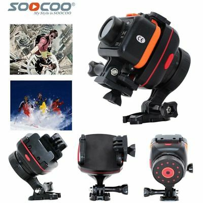 1-Axis Adjustable Sports Camera Gyro Stabilizer Gimbal For GoPro Hero 3/3 New