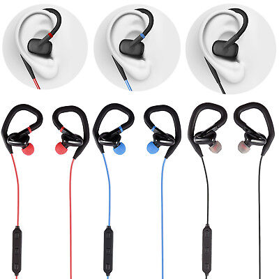 Uvoks Bluetooth Kopfhörer Wireless Headsets mit Mic Wasserdicht Sport Gym