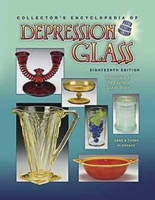 Depression Glass Collector Price Book Pattern ID Guide