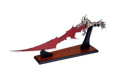 Red Dragon Fantasy Knife