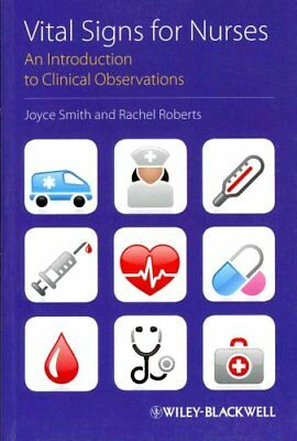 Vital Signs for Nurses An Introduction to Clinical Observations 9781405190381