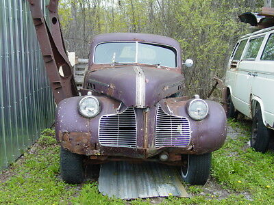 1940 Pontiac Coupe Deluxe (Project) 1940 Pontiac Coupe Deluxe (Project)