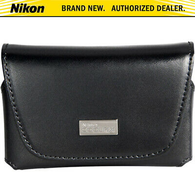 Nikon Leather Digital Camera Case For Coolpix S And L Series