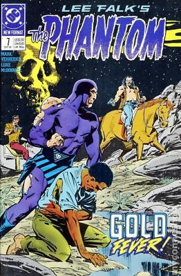 Phantom (DC 2nd Series) #7 1989 VF Stock Image