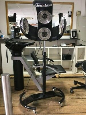 Haartrockenhaube Hairstation Beauty Star1360W
