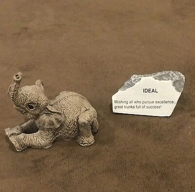 Martha Carey The Herd Elephant Collectibles IDEAL