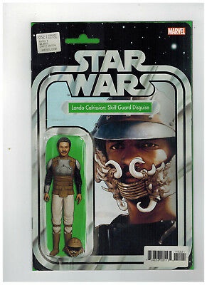 STAR WARS #52  1st Printing - Action Figure Variant Cover   / 2018 Marvel Comics