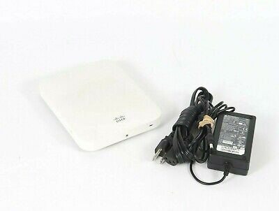CISCO MERAKI MR18 Dual-Band Cloud-Managed Wireless Access Point UNCLAIMED
