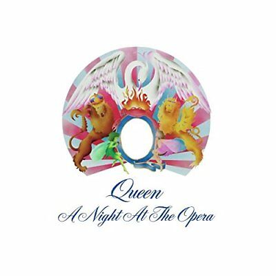 Queen ~ A Night At The Opera ~ NEW CD ~ Bohemian Rhapsody ~ Remastered 2011