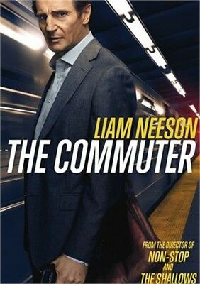 The Commuter (DVD, 2018)