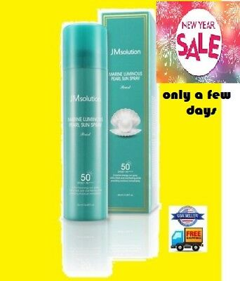 JMsoultion Marine Luminous Pearl sun spray 180ml JM solution US SELLER