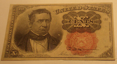1874-1876 5th Issue 10 Cent AU ..... Priced Below Wholesale....Lot 1624
