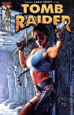 Tomb Raider #6 2000 VF Stock Image