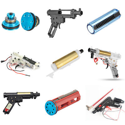 Nylon Gearbox For Jinming 8Th SCAR V2/STD 6th/NWELL M4/MKM2 Gel Ball Blaster Toy
