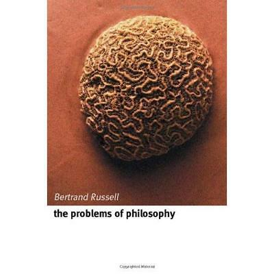 The Problems of Philosophy (OPUS) - Paperback NEW Russell, Bertra 2001-03-15