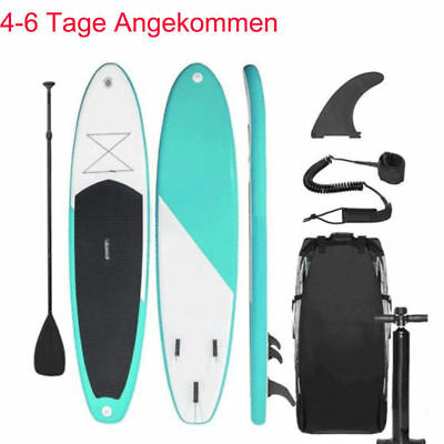 SUP Board Stand up Paddle Surf-Board aufblasbar inkl. Paddel SUP Paddling AK