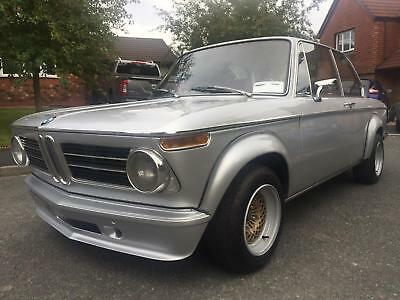 BMW 2002, 1972 Turbo Recreation, MOT and TAX exempt.