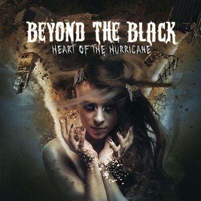Beyond The Black - Heart Of The Hurricane - Cd Sigillato Digipack 2018