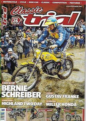 CLASSIC TRIAL MAGAZINE - Issue 26 (NEW)*Post included to UK/Europe/USA/Canada