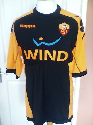 Roma  2010, 3rd Shirt Away  size  XXL  adult