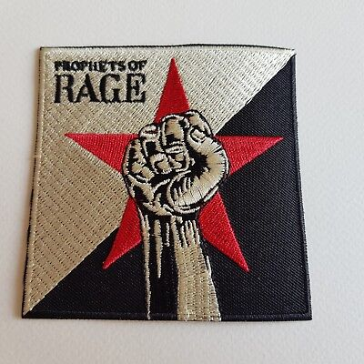M436 // Ecusson Patch Aufnaher Toppa / Prophets Of Rage 9*9 Cm