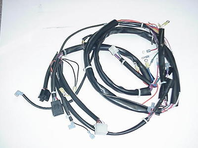 CHOPPER OR Harley wiring Harness 85-99 EVO's ver 2 - $90.00 ... on