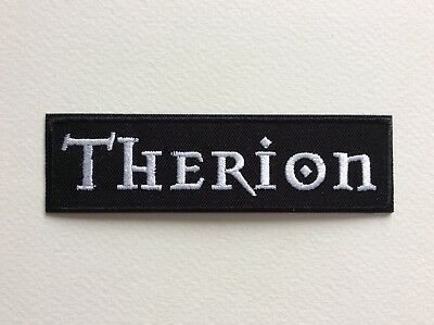 M409 // Ecusson Patch Aufnaher Toppa / Therion 11*3 Cm