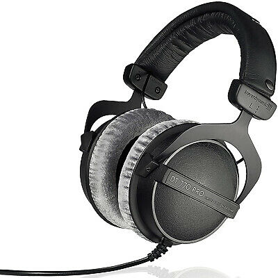 BeyerDynamic DT 770 Pro Closed Dynamic Over-Ear Headphones - 32 Ohm