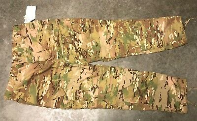 US Military Issue Multicam Scorpion OCP Camo Army Combat Pants Trousers Sz XLL
