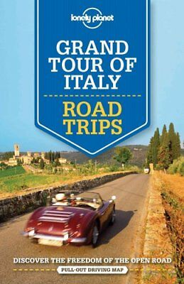 Lonely Planet Grand Tour of Italy Road Trips by Lonely Planet 9781760340520