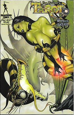 "Tarot Witch Of The Black Rose # 110 Cover ""a"" !!!   Nm"