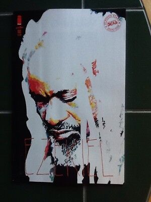 "The Walking Dead Issue #183 Variant Cover ""Ezekiel"" Image Comics Sienkiewicz"