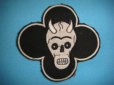 """US ARMY 88th INFANTRY DIVISION """"SKULL"""" PATCH"""