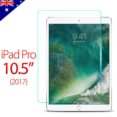 Apple iPad Pro 10.5 inch Tempered Glass / Plastic Screen Protector Film Guard