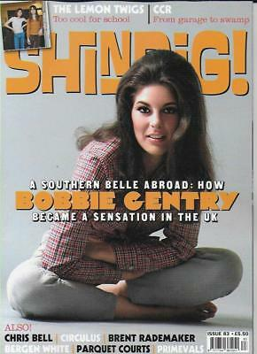 SHINDIG MAGAZINE - Issue 83 (NEW) *Post included to UK/Europe/USA/Canada