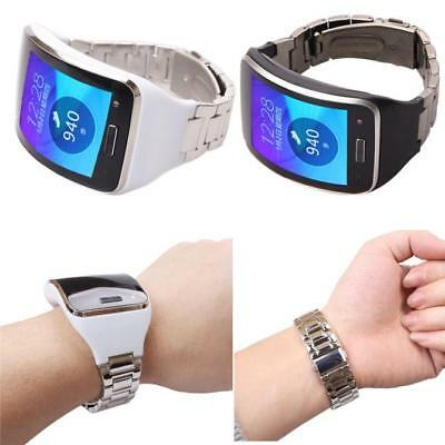 Stainless Steel Watch Band Wrist Strap Bracelet For Samsung Gear S SM-R750