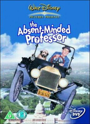 The Absent-Minded Professor (1961) [New DVD]